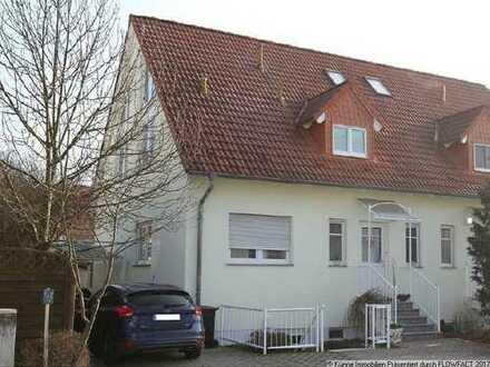 Großzügige Doppelhaushälfte mit Einliegerwohnung direkt vom Eigentümer