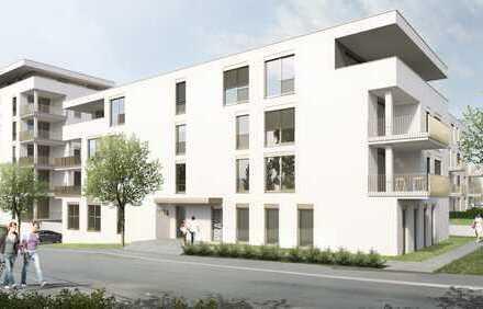 Neubau: 4-Zimmer-Wohnung im Quartier Kaiserviertel