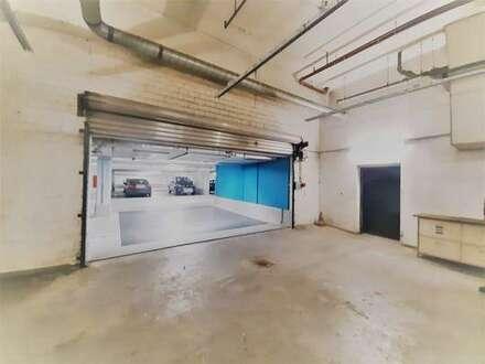 Garagenfläche inkl. Nebenräumen im Zentrum HN zu vermieten