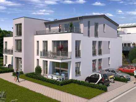Energieeffiziente Neubauwohnung 4 Zimmer ca. 111m² Wohnfläche im 1. OG in TOP Lage von Wörrstadt