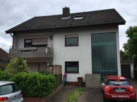 Schöne 2 ZKB Dachgeschosswohnung in Viernheim