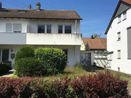 Sofort frei: Reihenendhaus mit Garage, Balkon und zwei Terrassen