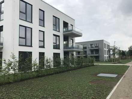 Attraktive 2-Zimmer-Dachgeschosswohnung mit Einbauküche und großen Balkon in München