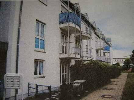 Ansprechende 2-Zimmer-Wohnung mit Balkon und Einbauküche in Günzburg (Kreis)
