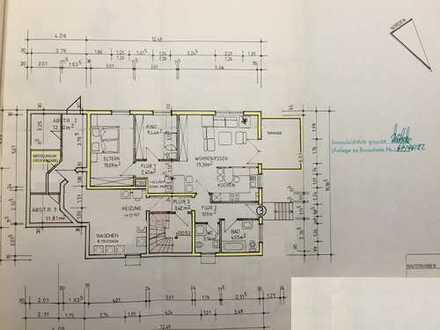 Attraktive 3-Zimmer-Wohnung mit Terrasse in Hasselroth