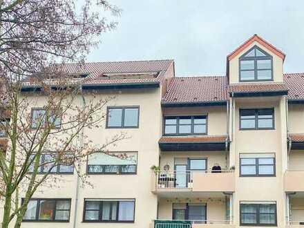 Vermietete 2-Zimmer-Wohnung mit Balkon in Mannheim - Almenhof