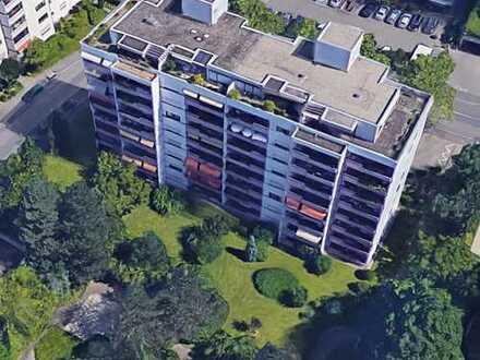 Geräumige 4-Zi-Wohng. mit Balkon, Garage, zentrumsnah. Ohne Provision!