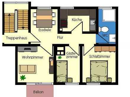3-Zimmer-Wohnung in Gronau