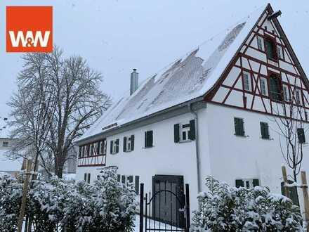 Architektonisches Juwel zum Leben und Arbeiten in Zusmarshausen