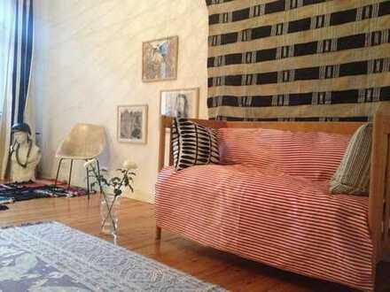 Großes Zimmer in Gründerzeitvilla mit Garten, Nähe HTW. Coworkingspace, super geeignet für Modedesig