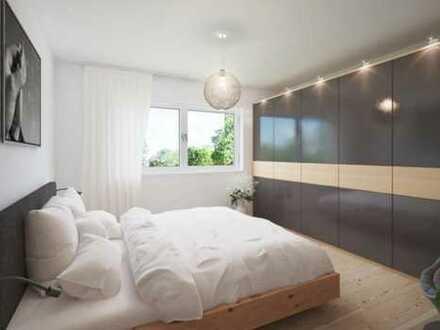 Westside-Living - Dachgeschosswohnung im Herzen von Büdingen - Haus 2 Whg. 9