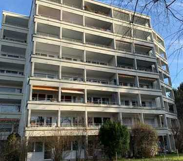 Schöne 1-Zi. Wohnung inkl. West-Balkon als Kapitalanlage