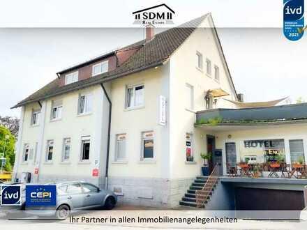 RENDITESTARK: Einladendes Hotel in Reichenbach