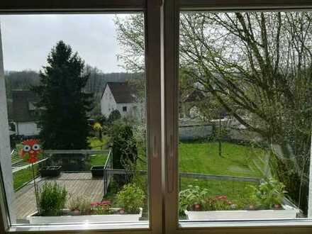 Möbliertes Zimmer, ca. 20 qm in Mädels-WG, im Grünen - Hoberge, uninah, frei ab 16.12. für Frau/ St