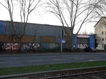 2 Gewerbegrundstücke mit Hallen(ca. 4'000 qm) und Büro(ca. 800 qm) in Duisburg in idealer Lage