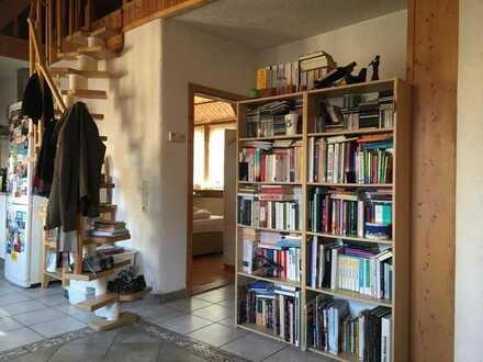 Schöne, helle, teilmöblierte Wohnung im Herzen Kusels ab dem 01.12.2020 zu vermieten!