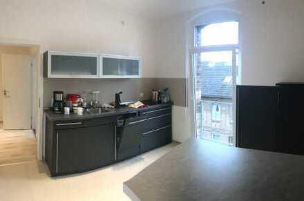 Moderne 2 Zimmer Wohnung mit Einbauküche Östliches Ringgebiet