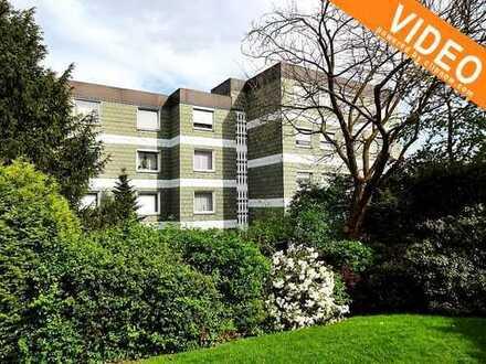 Schöne 3,5-Zimmer Wohnung in Herdecke-Nacken mit Balkon zu vermieten