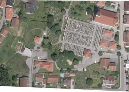 Grundstück mit genehmigtem Architektenplan