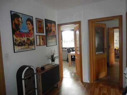 Erdgeschosswohnung mit Garage und Garten in Sulingen zu vermieten!