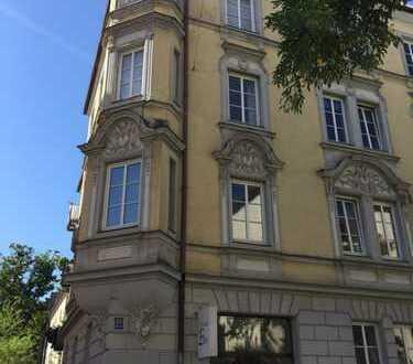 Hochwertige Altbauwohnung (Erstbezug nach Grundsanierung) in Ludwigsvorstadt