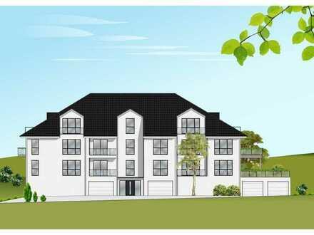 Neubau-Eigentumswohnung Aufzug - Garage - Terrasse - Garten