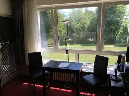 Schöne 2-Zimmer-Hochparterre-Wohnung mit Balkon in Wuppertal