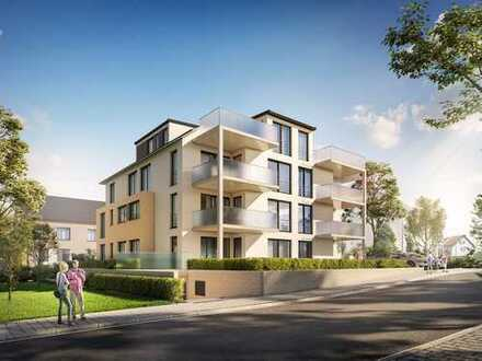 3 oder 4 Zimmer - individuell planbare Neubauwohnung in bester Lage! Schlüsselfertig & hochwertig
