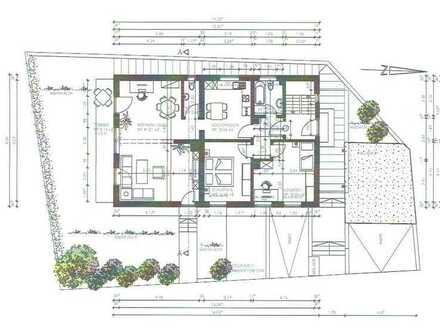 Von Privat - Freie Erdgeschoss 3- Zim. Whg. mit ca. 80 qm Garten, sehr ruhige zentrale TOP Stadtlage