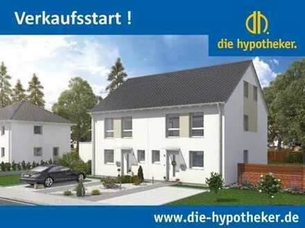 8 moderne Doppelhaushälften in Schöneck