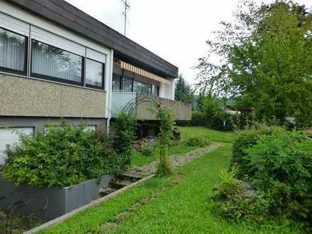 Repräsentatives Architektenhaus in Randlage