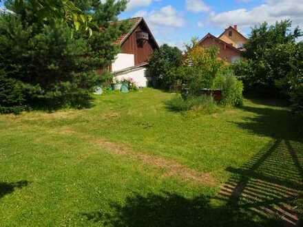~ Baugrundstück in ruhiger Wohnlage - auch für Ferienhausbebauung geeignet ~
