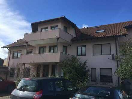 Gepflegte 3-Zimmer-Wohnungen mit Garten in Bad Bellingen/Bamlach