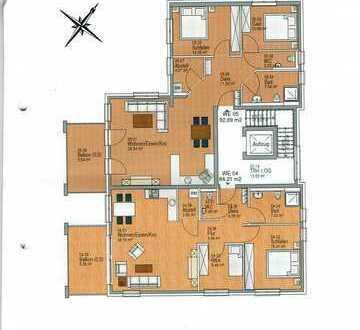 Neuwertige 3-Zimmer-Wohnung mit großem Balkon und Leicht-Einbauküche in Schwäbisch Gmünd