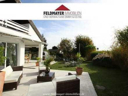 Traumhaftes Anwesen in beliebter Wohnlage in Friedberg Stadt! Unverbauter Blick!