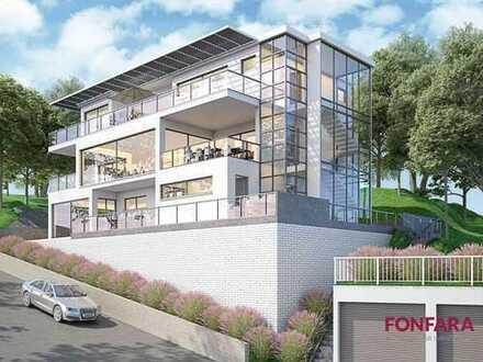 """Verkauft!: Bellevue von Eltville: Penthouse mit dem """"weitesten Weitblick"""""""