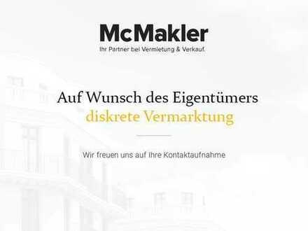 Für Kapitalanleger: Vermietete 2-Zi.-Hochparterre-ETW mit Balkon in ruhiger Lage