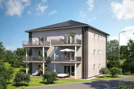 Heinze-Immobilien(IVD): Wohnen am Alten Finowkanal in Eberswalde: Erstbezug! WE2