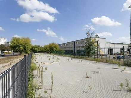 Attraktives Gewerbegrundstück in Berlin Marzahn
