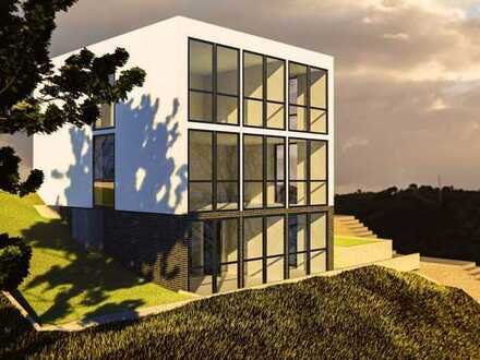 BAUBEGINN: Einfamilienhaus mit Terrasse und Garten in Durlach (Turmberg)