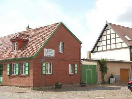 RESERVIERT Nettes Stadthaus in Röbel`s Altstadt