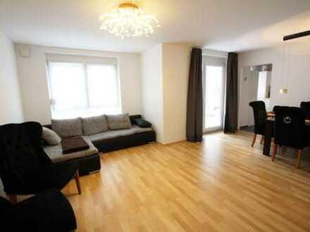 3 Zimmer Etagenwohnung, 87 qm im 1.OG nahe Feldrandlage in St. Leon zu vermieten