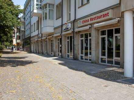 Einzelhandels- oder Gastronomiefläche in der Bielefelder Altstadt