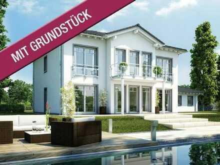 Luxus und Großzügigkeit in reinster Form! - Über 1900m² in ruhiger und zentraler Lage
