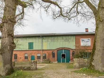 Resthof mit zwei schönen Einliegerwohnungen – in Luhnstedt bei Nortorf !