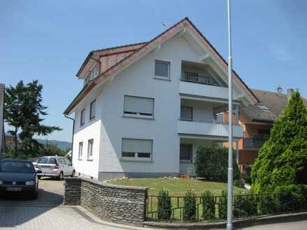 Stilvolle, geräumige und neuwertige 3-Zimmer-Wohnung mit Balkon in Gottenheim