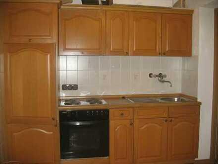 Ruhige 1-Zimmer-Wohnung, 27 qm mit Einbauküche, FH Nähe
