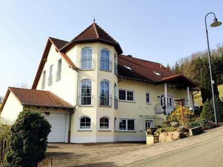 Gehrweiler - Ein-/Zweifam.-Haus in einzigartiger, ruhiger Feldrandlage m. ELW u. Südgrundstück