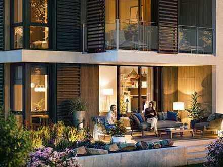 Attraktive Wohnung in der Stadtvilla - ruhig und stilvoll wohnen im PromenadenCarré