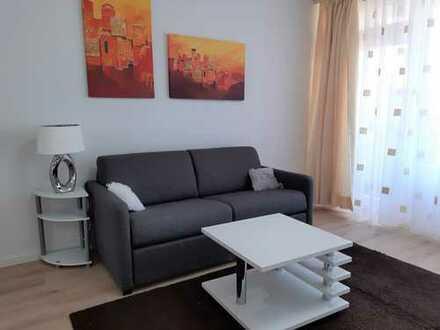 Erstbezug nach Renovierung hochwertig möbliertes Apartment in zentraler Lage in OFF (1020)